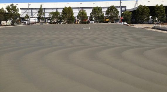 Concrete Carparks