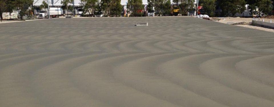 Concrete Carparks