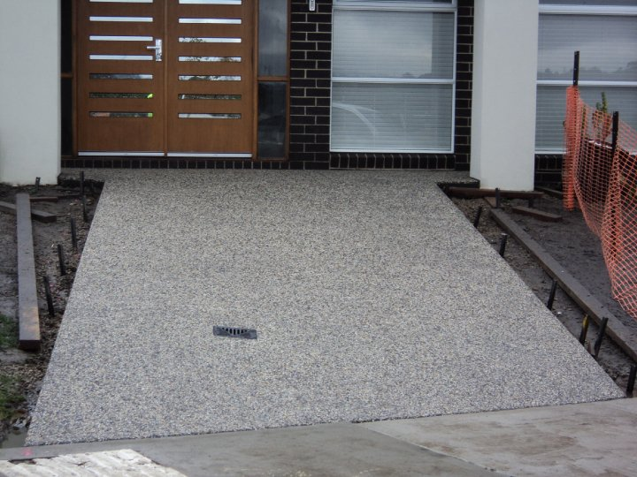 Different types of concrete