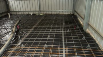 House & Garage Slabs